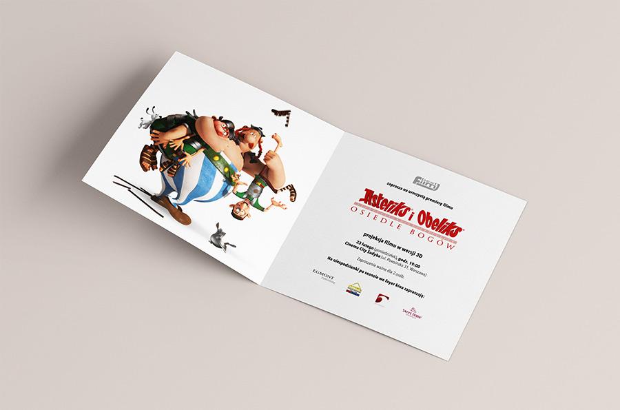 Zaproszenie na premierę